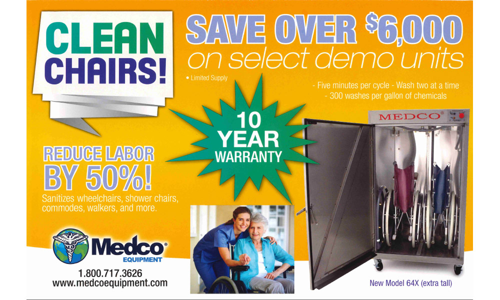 wheelchair washer demos models on sale save up to $6,000