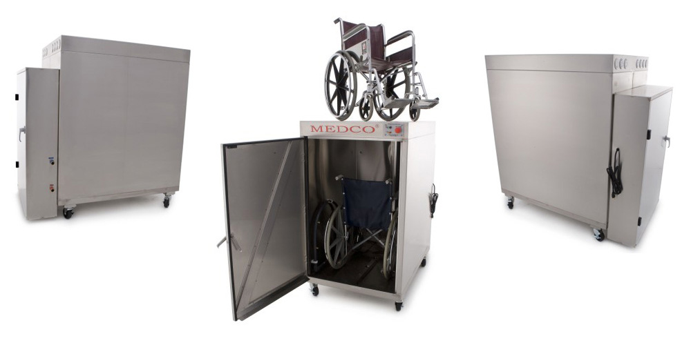 Wheelchair and DME Washers